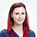 Daniela Voroňáková - office manager spoločnosti BWE